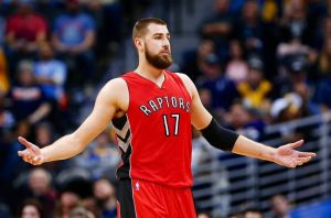 After Draft, Biyombo's emergence, it's time for the Toronto Raptors to put Valanciunas on the trade block
