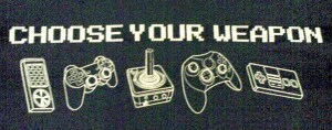 Gamers_Choose_your_weapon_by_saria_the_elf