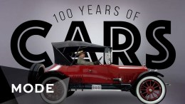 Watch How Cars Have Evolved Over the Past 100 Years