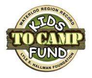 Kids to Camp logo