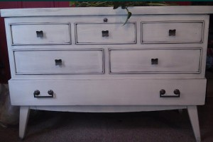 1950's Lane Cedar Chest - After