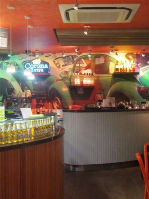 Benitos Hat Bar Area