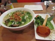 Pho Nam Rom Meal