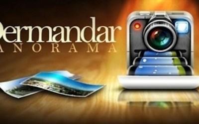 Imágenes panorámicas con Dermandar