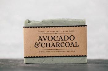 Avocado & Charcoal