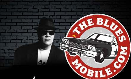 THE BLUESMOBILE: JW Jones