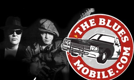 THE BLUESMOBILE: Stevie Ray Vaughan Tribute