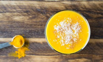 Tropical Turmeric Smoothie