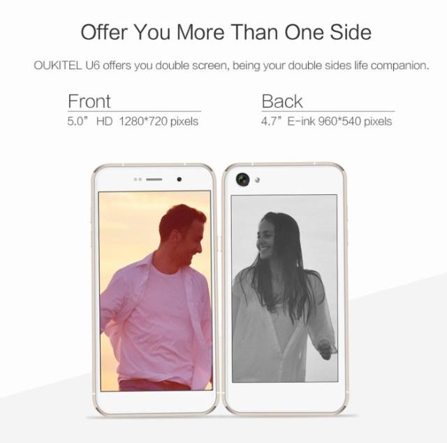 OUKITEL-U6-4G-Smartphone