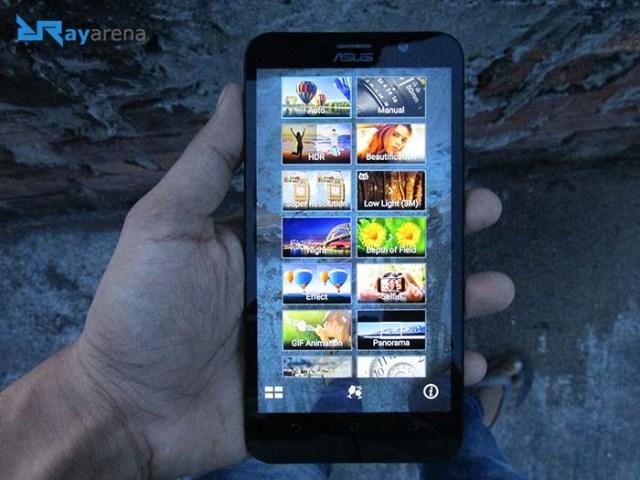 Asus Zenfone 2 Deluxe camera