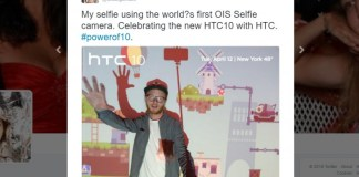 htc 10 front camera sample