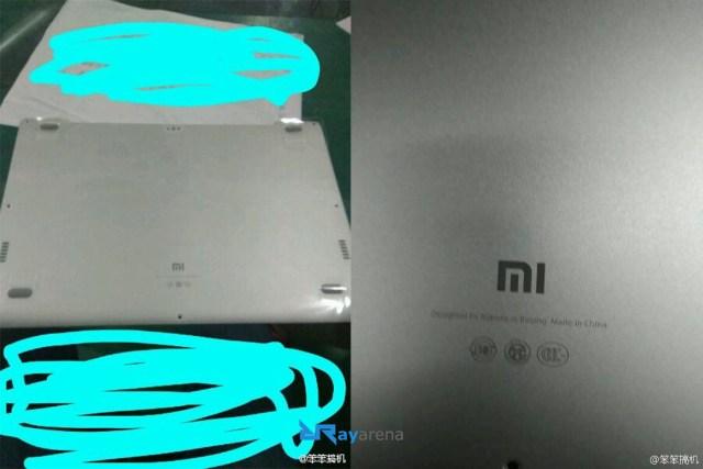 Mi Notebook leak
