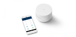 google-wifi-router