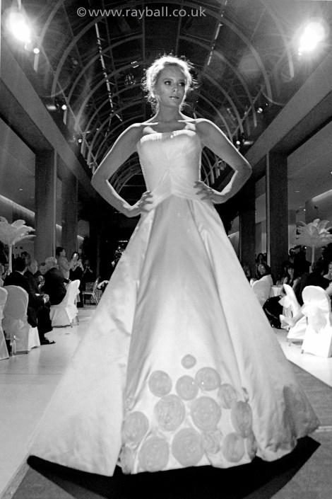 Fashion show photography Hurlingham,London by Epsom Photography.