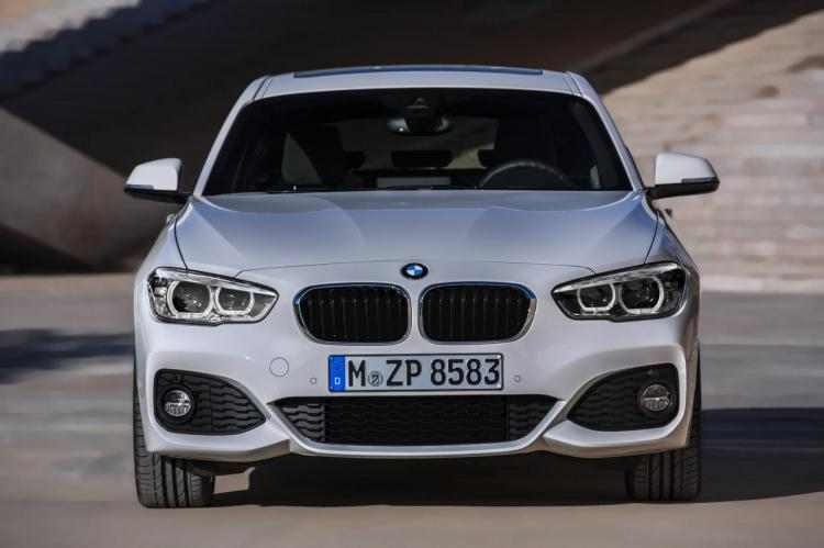 Novo BMW SERIE 1 2015 FACELIFT 24