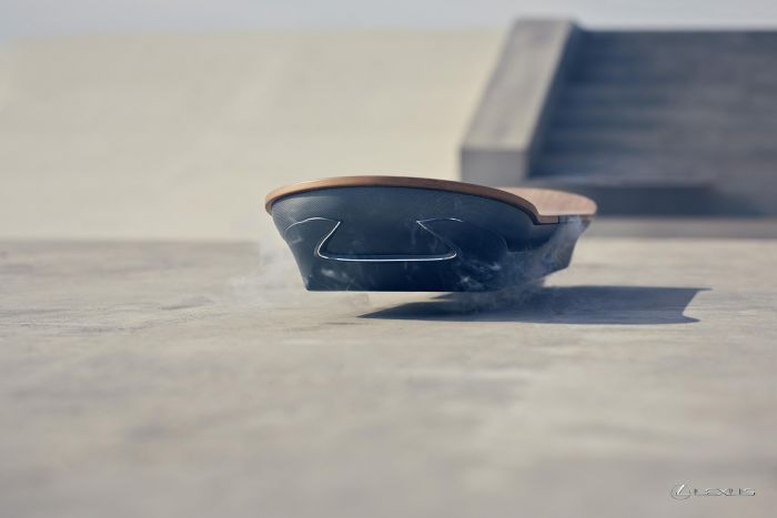 lexus hoverboard lexushover 2