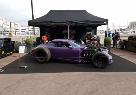 2017 Danton Arts Kustoms 911 Rat Rod