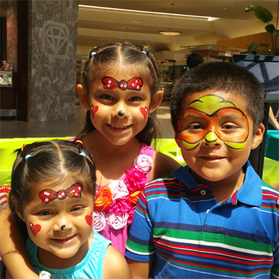 Family Face Paint