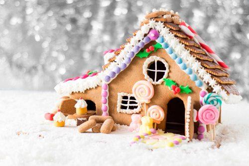Medium Of Gingerbread House Decorations