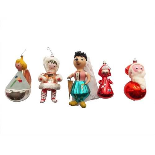 Medium Crop Of Vintage Christmas Decorations