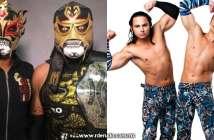 Lucha Brothers y Young Bucks