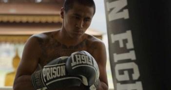 presos pelean por su libertad en combates de Muay Thai