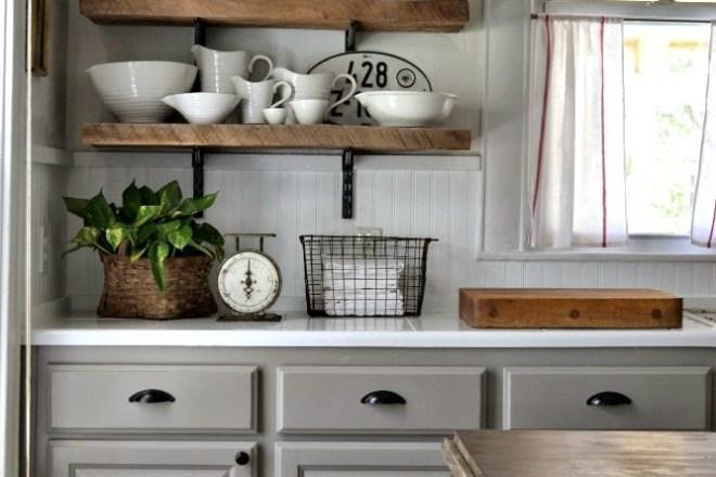 Gorgeous Farmhouse Kitchen Inspiration