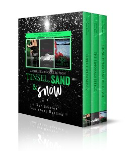 Tinsel, Sand & Snow: A Christmas Collection by Kat & Stone Bastion…Release Day Event