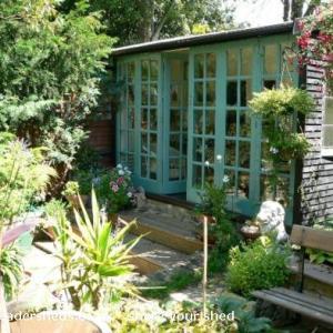 Granny's Summer Pavilion - Granny Sue