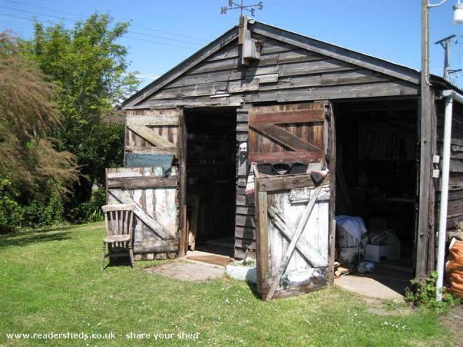 songs from the shed - Jon Earl - Clevedon N Somerset