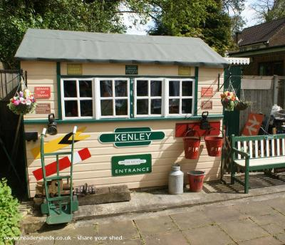Kenley Signal Box - Christopher Parker