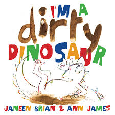 i'm a dirty dinosaur