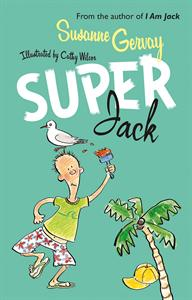 super jack susanne gervay