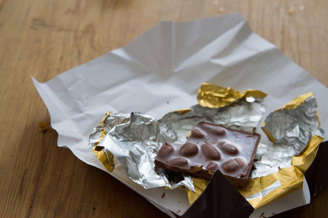 chocolate | reading my tea leaves