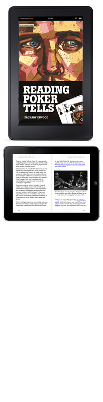 Reading Poker Tells ebook kindle ipad