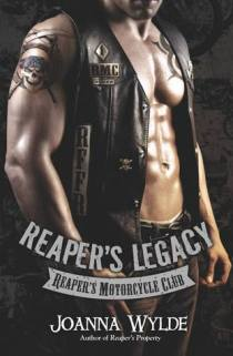 reapers legacy by joanna wylde
