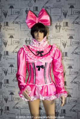 Sissy Dress Candy Cupcake JAN17-23