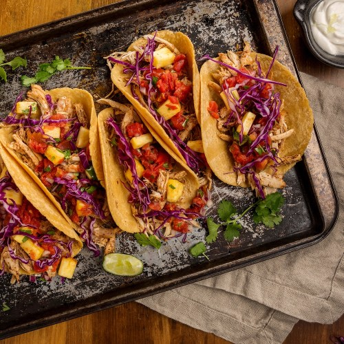 Medium Of Ground Turkey Tacos