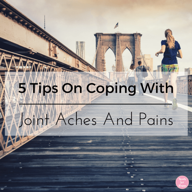 Tips to cope with joint pains