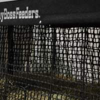 Simulating Grazing and Minimizing Waste in the Corral: HayBoss Feeders