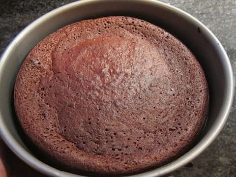 IMG 5585 Flourless Chocolate Cake {paleo}