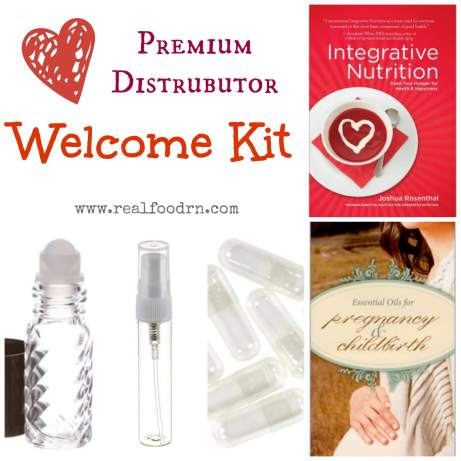 welcome kit Premium Distributor FREE Welcome Kit