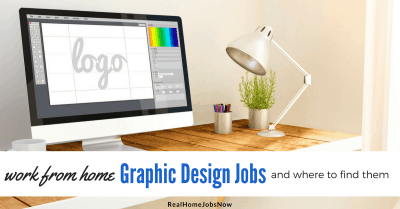 How To Find Work From Home Graphic Design Jobs