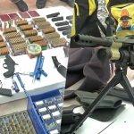 De nouveaux détails sur l'affaire du conteneur d'armes