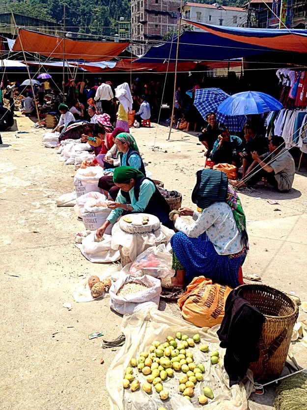 produce for sale at meo vac market