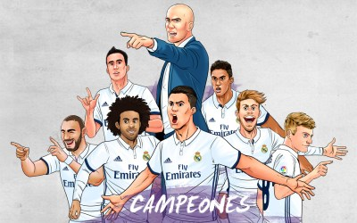 Backgrounds and Wallpapers | Real Madrid CF