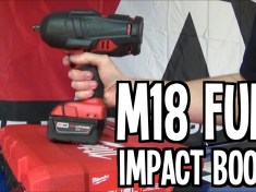 M18 FUEL IMPACT BOOTS