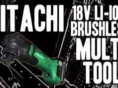 Hitachi 18v Li-ION