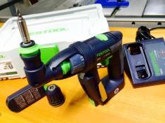 Festool CXS Compact Drill photo