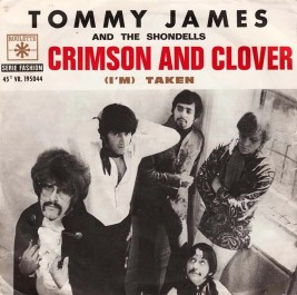 Tommy-James-and-the-Shondells-Crimson-and-Clover-picture-sleeve